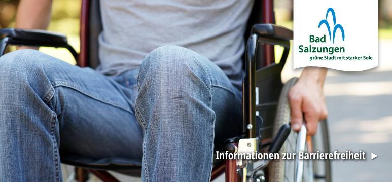 Informationen für Menschen mit Behinderungen