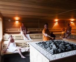 Sauna-Aufgüsse
