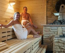 Mühlenbach-Sauna