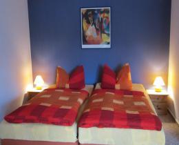 Schlafzimmer, Ferienwohnung 2