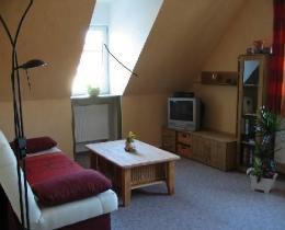 Wohnzimmer, Ferienwohnung 2