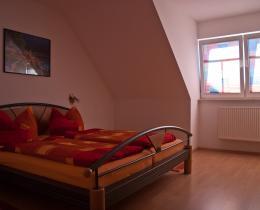 Schlafzimmer, Ferienwohnung 1