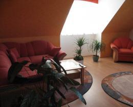 Wohnzimmer, Ferienwohnung 1