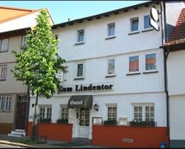 """Hotel """"Zum Lindentor"""""""