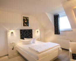 Einzelzimmer Mondrian