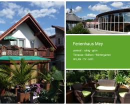 Ferienhaus Mey - Ferienwohnung - Urlaub - Kur - Bad Salzungen