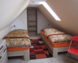 2. Schlafzimmer, Wohnung 2