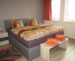 Schlafzimmer, Wohnung 2