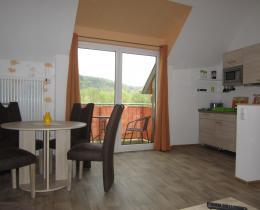 Küche, Wohnung 4