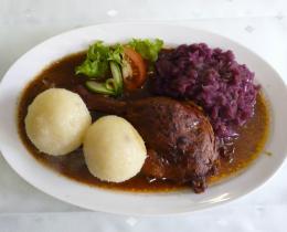 regionale Küche