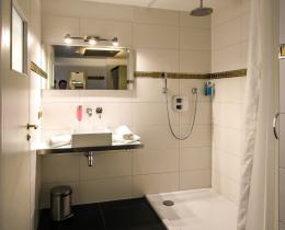 Suite-Badezimmer