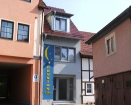 "Pension ""Halber Mond"""